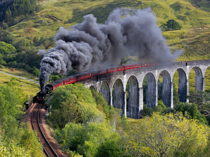 Take the greatest railway journey in the world